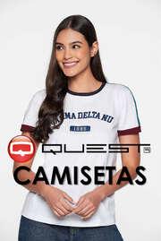 Quest Camisetas