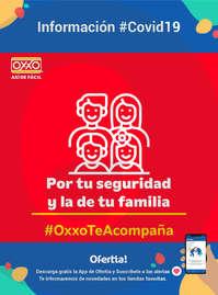 #Oxxo Te Acompaña