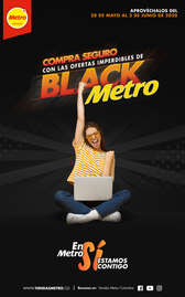 Black Metro Non Food
