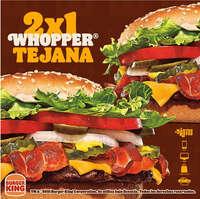 Whopper Tejana