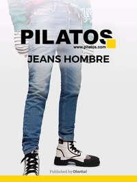 Pilatos jeans hombre