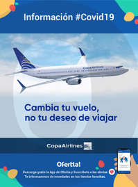 CopaAirlines covid#19