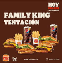 Family King Tentación