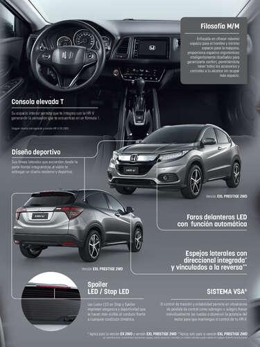 Honda HRV- Page 1