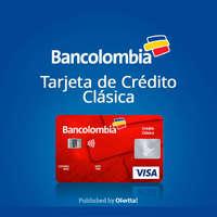 Bancolombia tarjeta de crédito