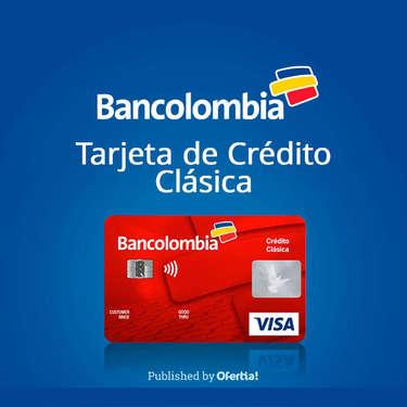 Bancolombia tarjeta de crédito- Page 1