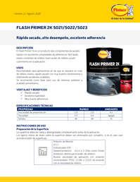 Flash primer 2k 5021-5022-5023