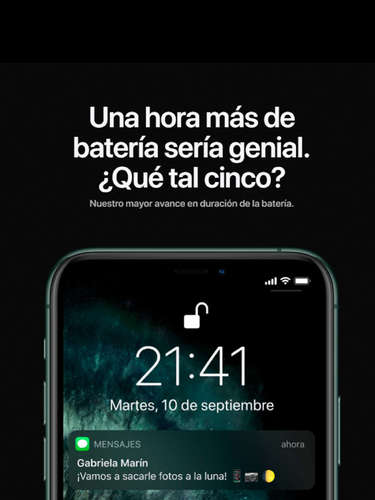 Apple iphone 11 pro- Page 1