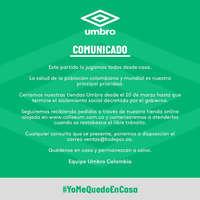 Comunicado #Covid19