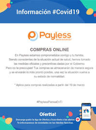 Payless covid