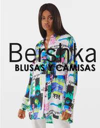 Camisas Bershka