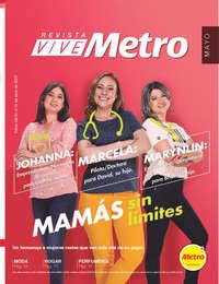 Revista vive Metro Mayo