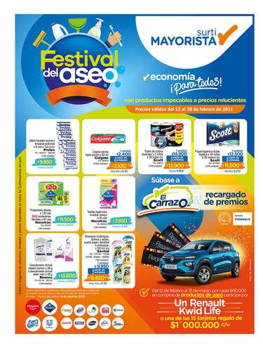 Festival del aseo- Page 1