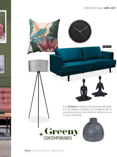 Greeny- Page 1