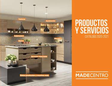 Catálogo de Productos y servicios 2020-2021- Page 1