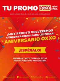 Aniversario Oxxo