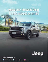 Renegade Sport Jeep