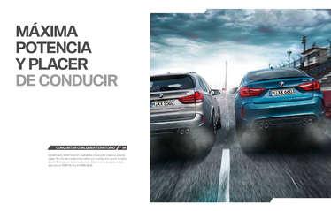 BMW X5, X6 M- Page 1