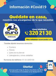 EuroSupermercados covid2