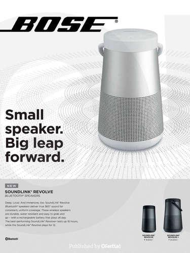Bose Sound- Page 1