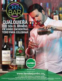 Open Bar Jumbo