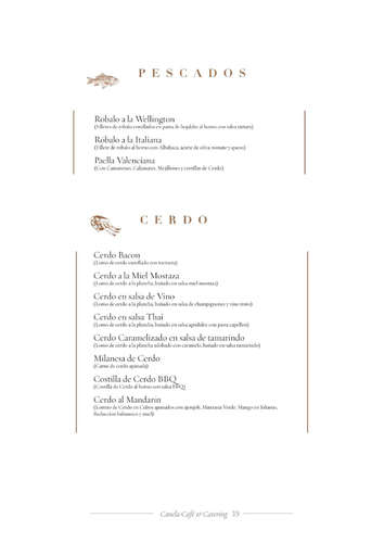 Menú Catering- Page 1