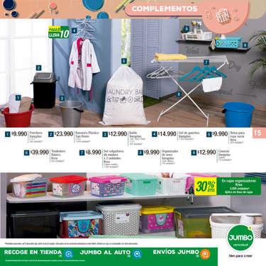 Misión Limpieza Jumbo- Page 1