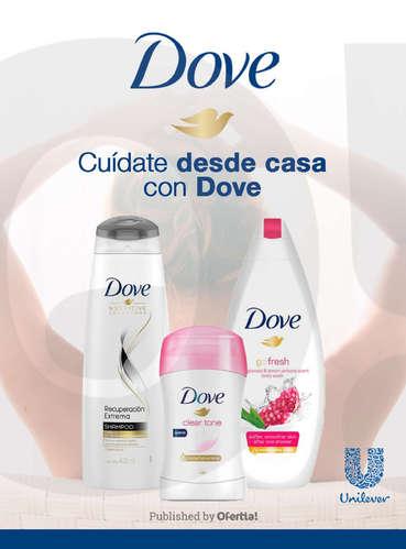 Cuídate Desde Casa Con Dove- Page 1