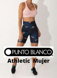 Athletic Mujer