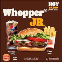 Whopper JR