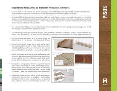 Catalogo pisos  Madecentro- Page 1