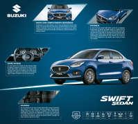 Swift Sedán