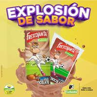 Explosión de sabor