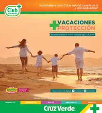 Vacaciones Cruz Verde