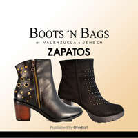 Boots n Bags zapatos