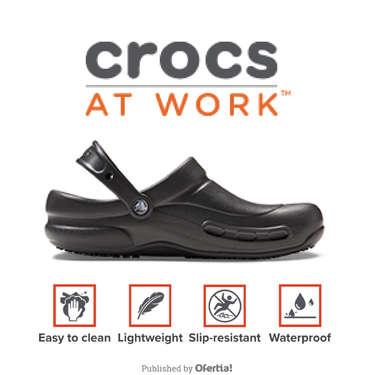 Crocs At work- Page 1