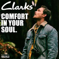 Clarks comfort