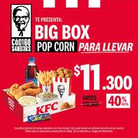 Big Box - Popcorn