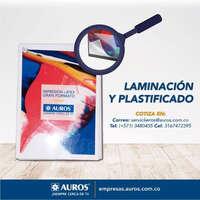Laminación y plastificado
