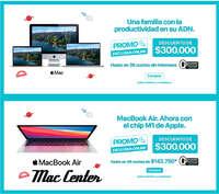Mac Center Promos