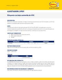 Ajustador lv901