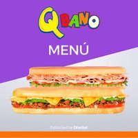 Qbano sandwiches