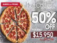 50% pizza hut