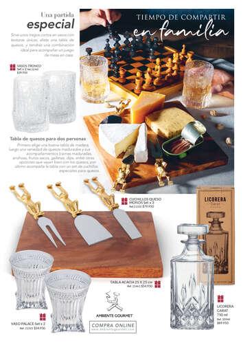 Hogar-Ambiente gourmet- Page 1
