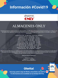 Almacenes Only covid