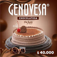 Genovesa Chocolate