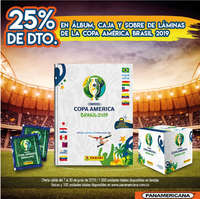 Láminas Copa América