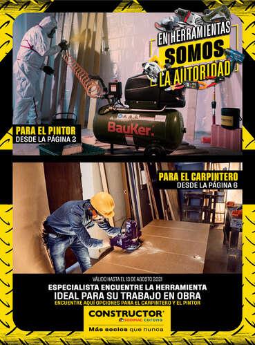 Pintor y Carpintero- Page 1
