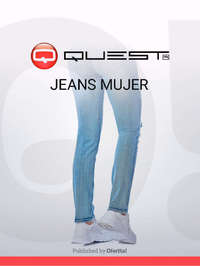 Quest jeans mujer