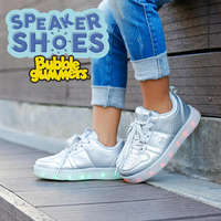 Speaker shoes